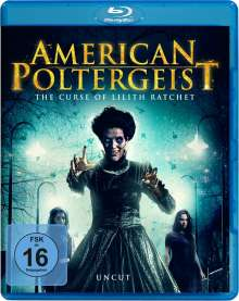 American Poltergeist - The Curse of Lilith Ratchet (Blu-ray), Blu-ray Disc