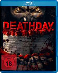 Deathday (Blu-ray), Blu-ray Disc