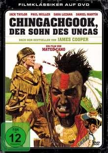 Chingachgook, der Sohn des Uncas, DVD