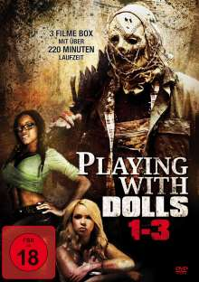 Playing with Dolls 1-3, DVD