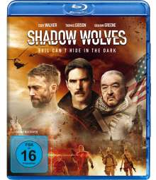 Shadow Wolves (Blu-ray), Blu-ray Disc