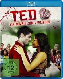Ted - Ein Zombie zum Verlieben (Blu-ray), Blu-ray Disc