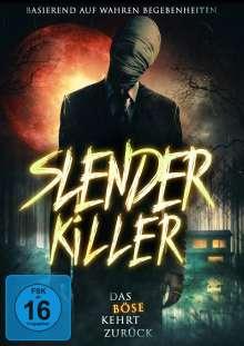 Slender Killer, DVD