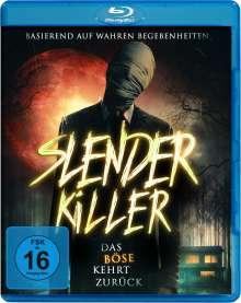 Slender Killer (Blu-ray), Blu-ray Disc