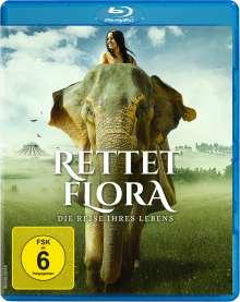Rettet Flora - Die Reise ihres Lebens (Blu-ray), Blu-ray Disc