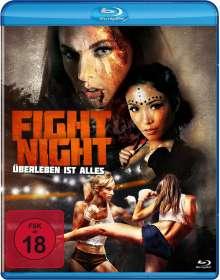 Fight Night - Überleben ist alles (Blu-ray), Blu-ray Disc