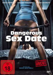 Dangerous Sex Date, DVD