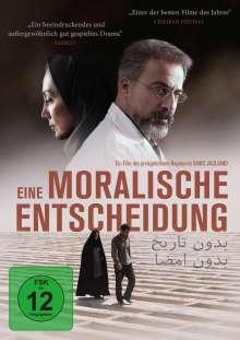 Eine moralische Entscheidung, DVD