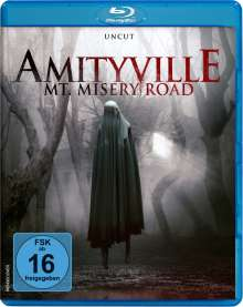 Amityville - Mt. Misery Road (Blu-ray), Blu-ray Disc