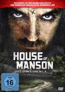 House of Manson, DVD