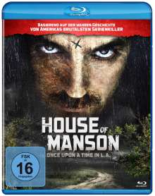 House of Manson (Blu-ray), Blu-ray Disc
