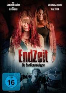 Endzeit - Die Zombieapokalypse, DVD