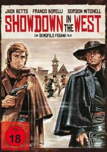 Showdown in the West, DVD
