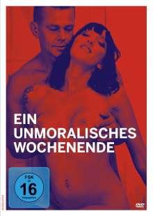 Ein unmoralisches Wochenende, DVD
