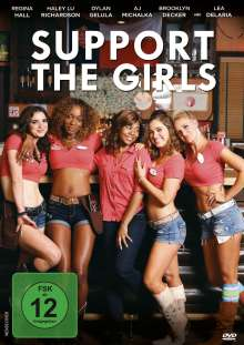 Support the Girls, DVD