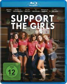 Support the Girls (Blu-ray), Blu-ray Disc