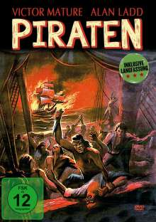 Piraten (1940), DVD