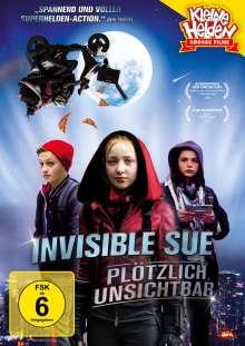 Invisible Sue - Plötzlich unsichtbar, DVD