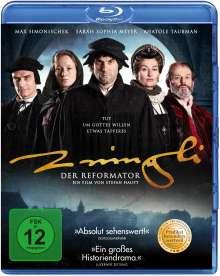 Zwingli - Der Reformator (Blu-ray), Blu-ray Disc