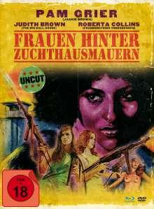 Frauen hinter Zuchthausmauern (Blu-ray & DVD im Mediabook), 1 Blu-ray Disc und 1 DVD