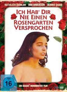 Ich hab' dir nie einen Rosengarten versprochen (Blu-ray & DVD im Mediabook), 2 Blu-ray Discs