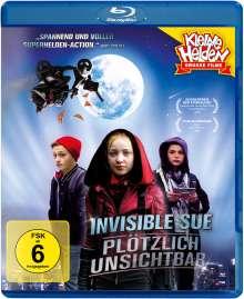 Invisible Sue - Plötzlich unsichtbar (Blu-ray), Blu-ray Disc