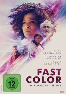 Fast Color, DVD