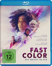 Fast Color (Blu-ray), Blu-ray Disc
