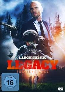 Legacy (2020), DVD