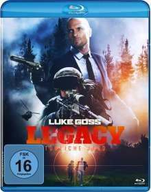 Legacy (2020) (Blu-ray), Blu-ray Disc