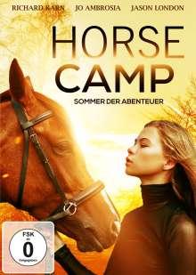 Horse Camp - Sommer der Abenteuer, DVD
