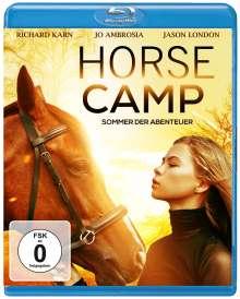 Horse Camp - Sommer der Abenteuer (Blu-ray), Blu-ray Disc