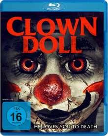Clown Doll (Blu-ray), Blu-ray Disc