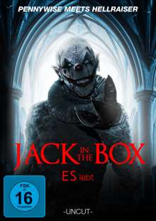 Jack in the Box, DVD