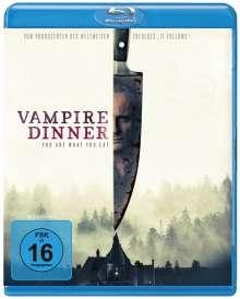 Vampire Dinner (Blu-ray), Blu-ray Disc