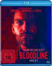 Bloodline (2018) (Blu-ray), Blu-ray Disc