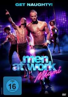 Men at Work: Miami, DVD