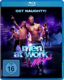 Men at Work: Miami (Blu-ray), Blu-ray Disc