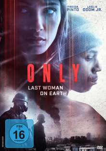 Only - Last Woman on Earth, DVD