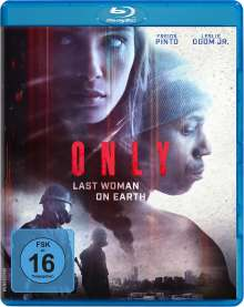 Only - Last Woman on Earth (Blu-ray), Blu-ray Disc