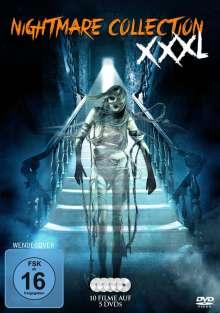 Nightmare Collection XXL 2 (10 Filme auf 5 DVDs), 5 DVDs