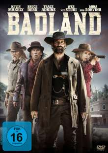 Badland, DVD