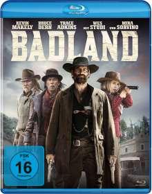 Badland (Blu-ray), Blu-ray Disc