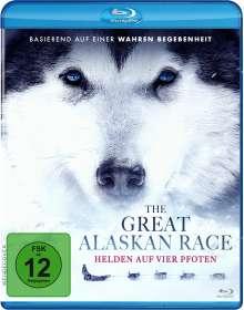 The Great Alaskan Race (Blu-ray), Blu-ray Disc