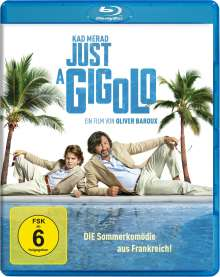 Just a Gigolo (Blu-ray), Blu-ray Disc