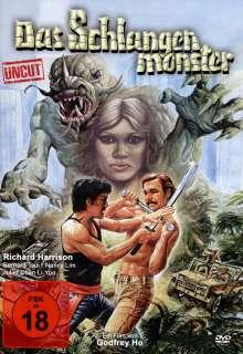 Das Schlangenmonster, DVD