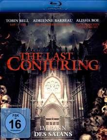 The Last Conjuring - Im Bann des Satans (Blu-ray), Blu-ray Disc