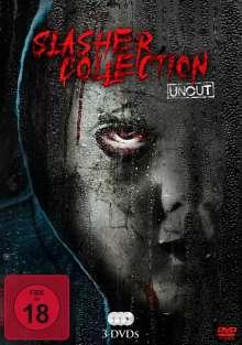 Slasher Collection (3 Filme), 3 DVDs