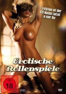 Erotische Rollenspiele (7 Filme auf 2 DVDs), 2 DVDs