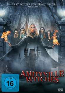 Amityville Witches, DVD